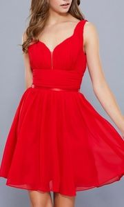 Short formal dress,party prom homecoming gown